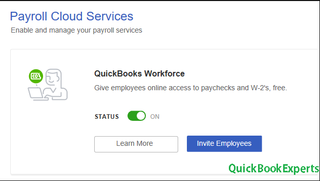 Give employees online access to paychecks