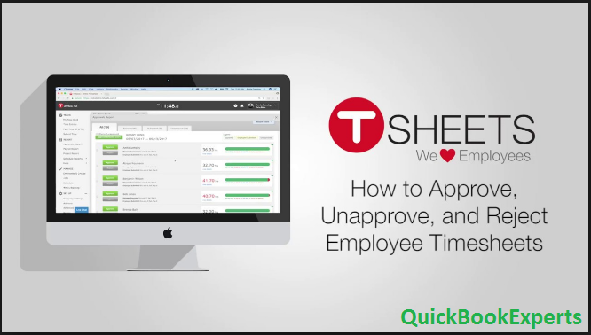 Approve or disapprove employee hours using TSheets