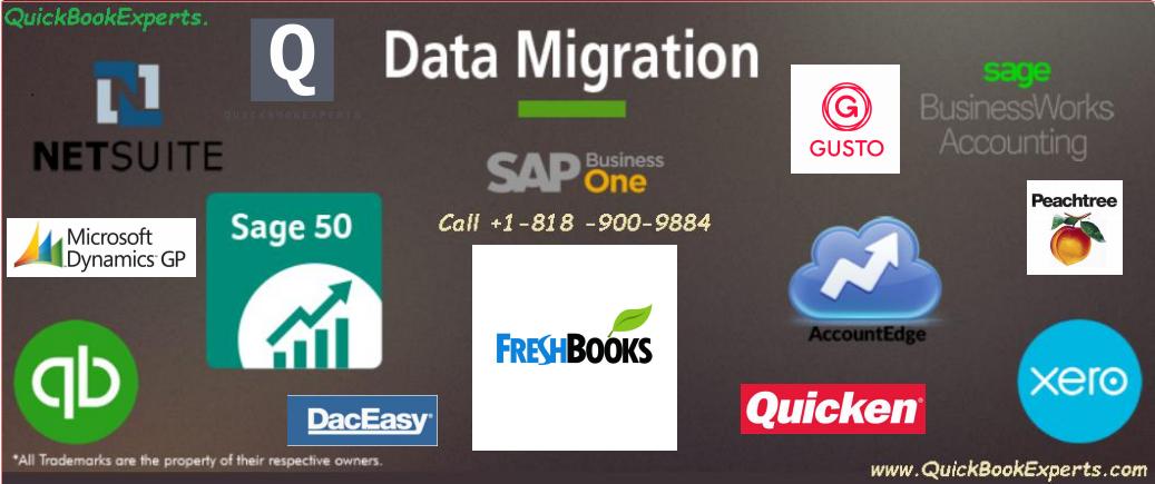 Data Migration in QuickBooks
