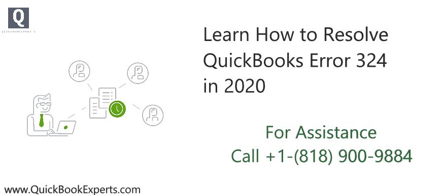 Resolve QuickBooks Error 324
