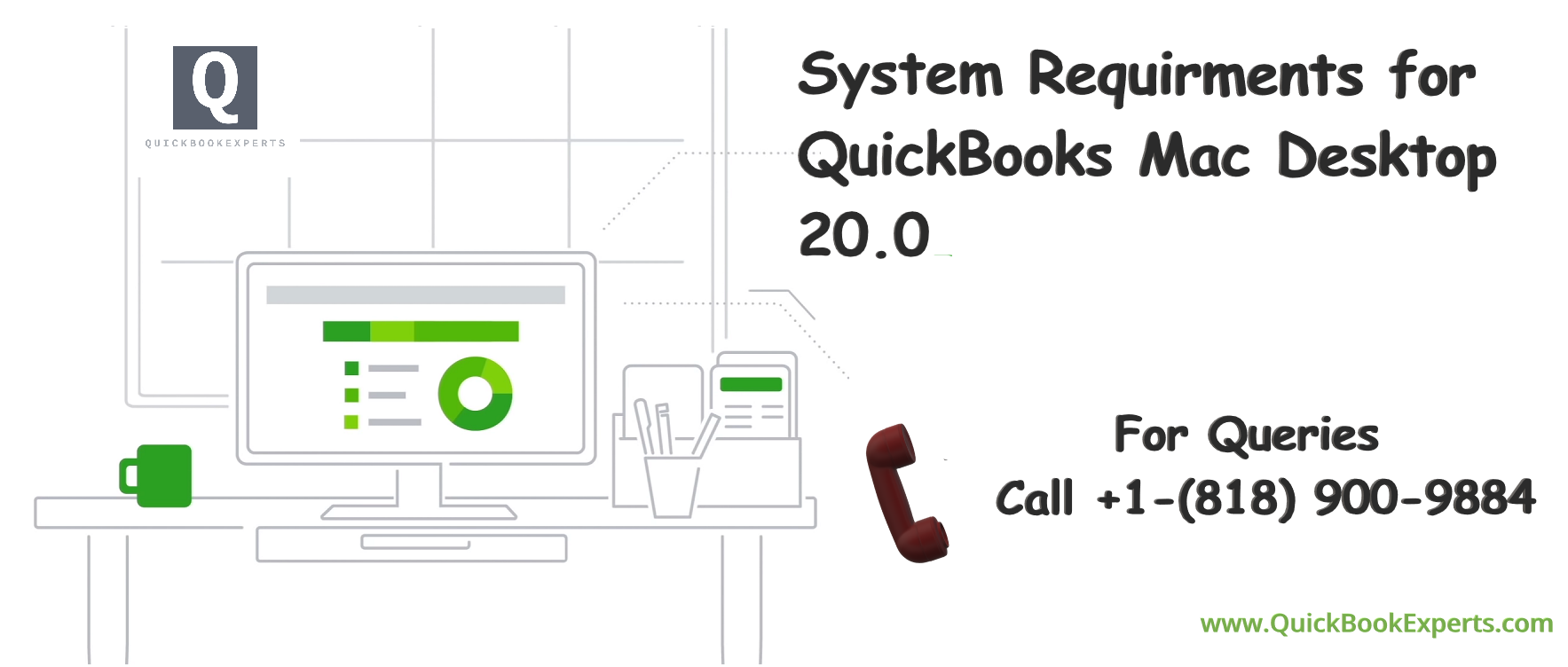 System Requirments for QuickBooks Desktop Mac mojave
