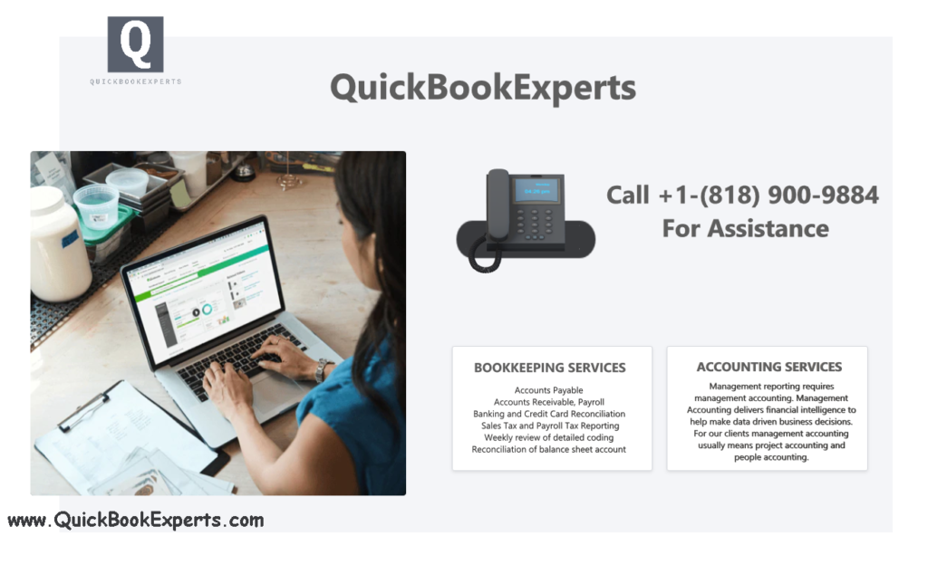Contact QuickbookExperts