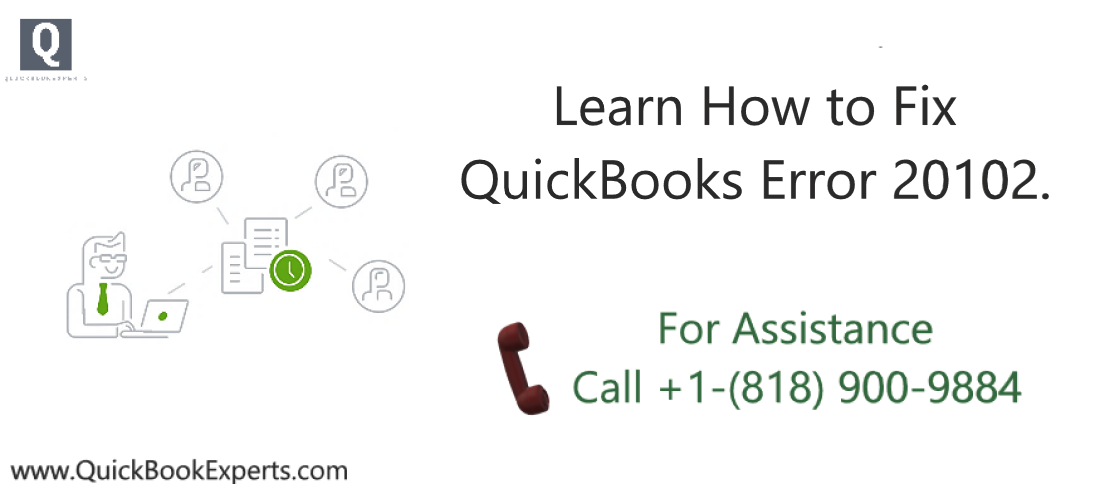 How to Fix QuickBooks Error 20102