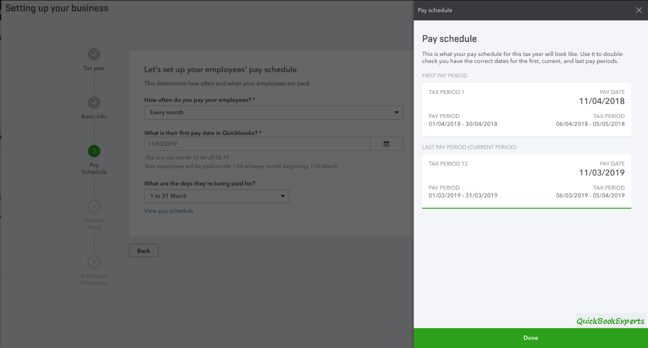 How to Pay outside the Pay Period in QuickBooks Online Payroll