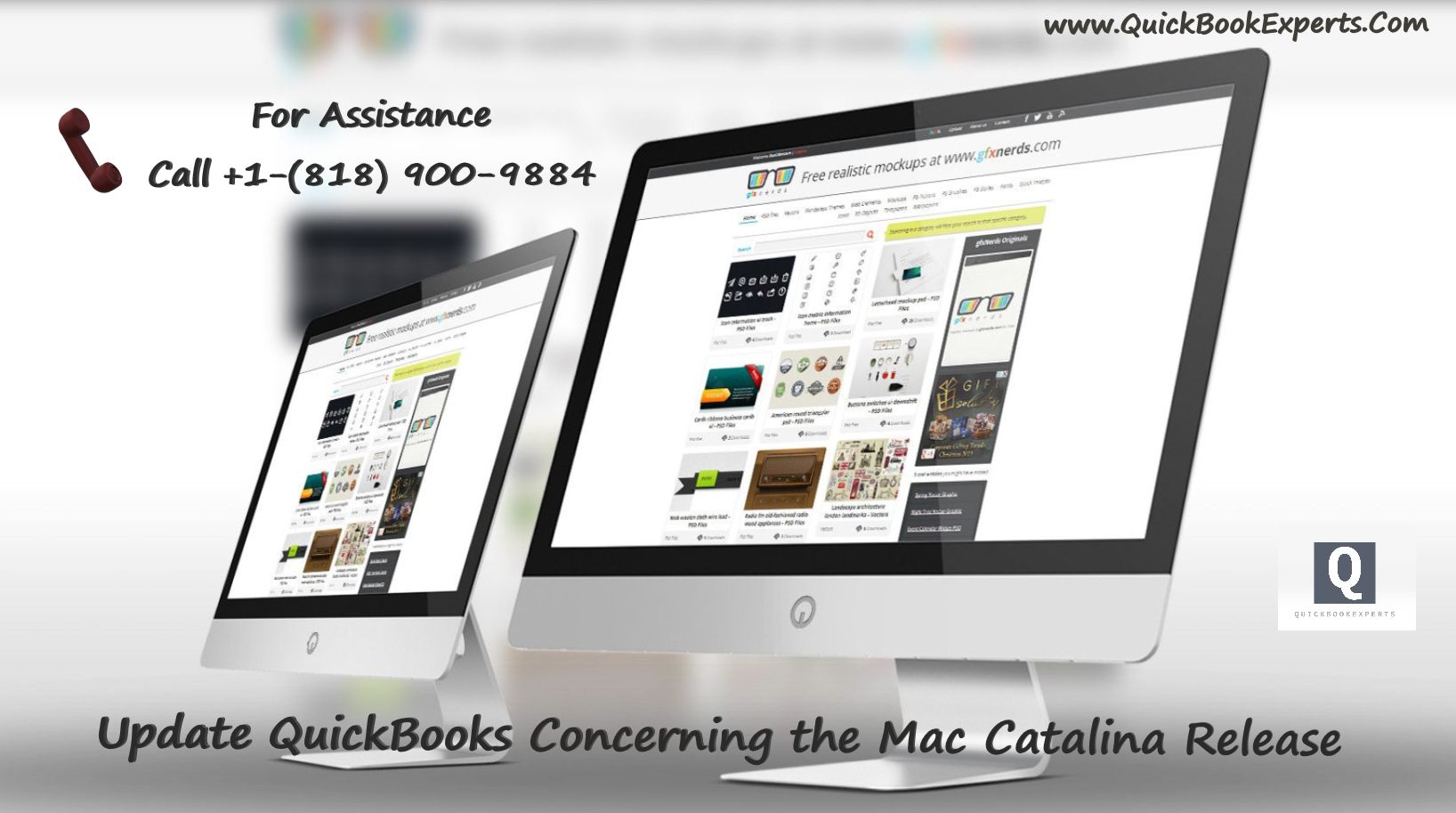 Update QuickBooks Concerning the Mac Catalina Release