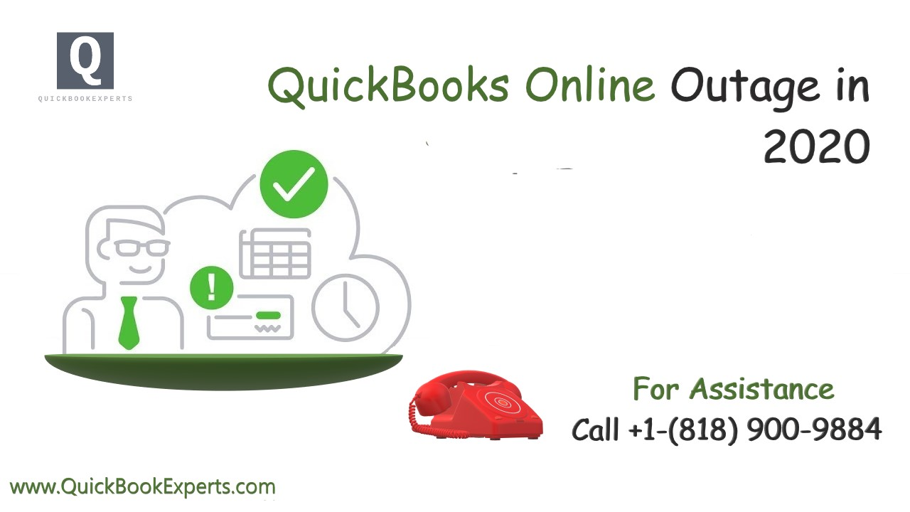 QuickBooks Online Outage