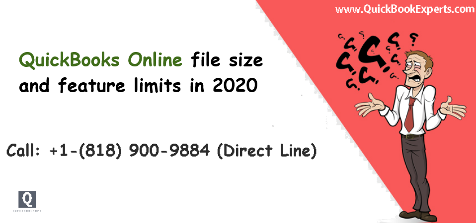 QuickBooks Online file size and feature limits in 2020